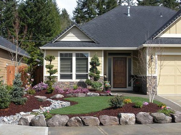 45 Jaw Dropping Small Front Yard Landscaping Ideas To Implement