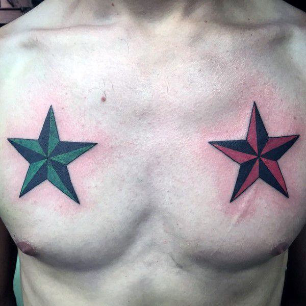111 Dazzling Star Tattoo Ideas With Meaning!