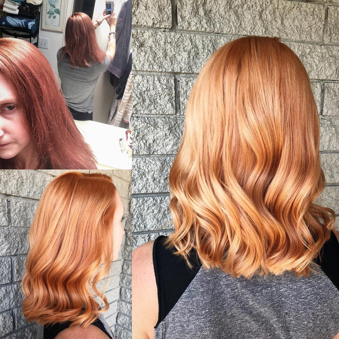 54 Shattering Strawberry Blonde For Perplexing Hair