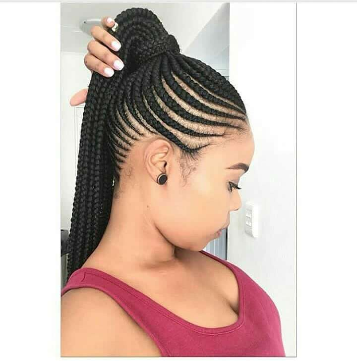 72 Ideas To Make Your Cornrow Hairstyle The Best One