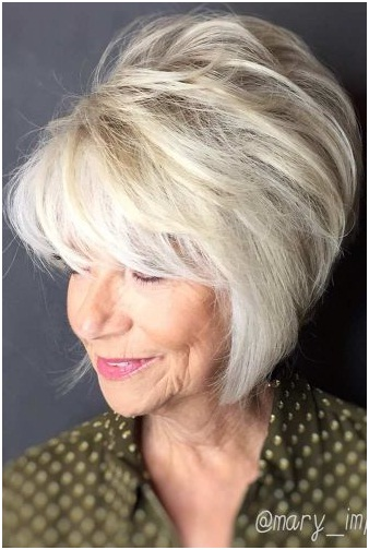 75 Fascinating Hairstyles That Will Blow The Mind Of The Women Over 50