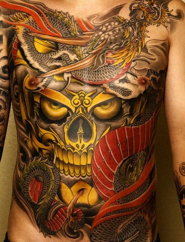 155 Mesmerizing Japanese Tattoo Ideas To Fall In Love With