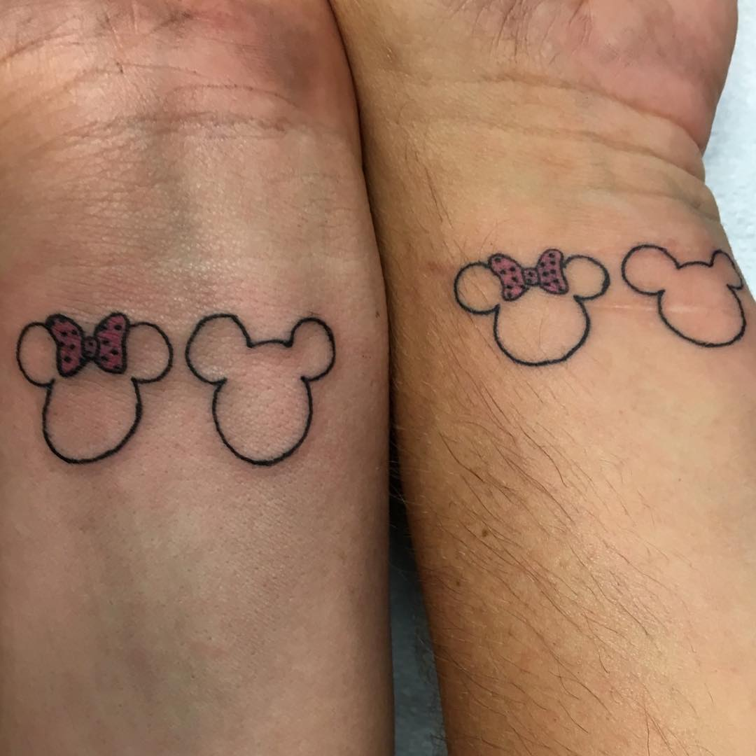120 Ideas Of Friendship Tattoos That Hold Greatest Meaning