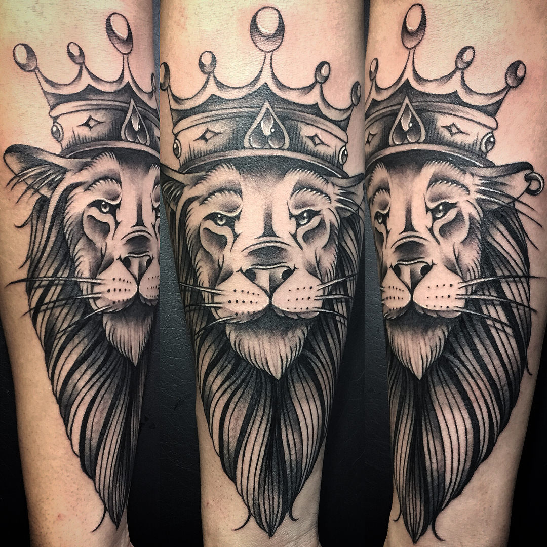 155 Attractive Lion Tattoo Design Ideas That Are Majestic And Powerful Outline king lion tattoo » tattoo ideas. 155 attractive lion tattoo design ideas