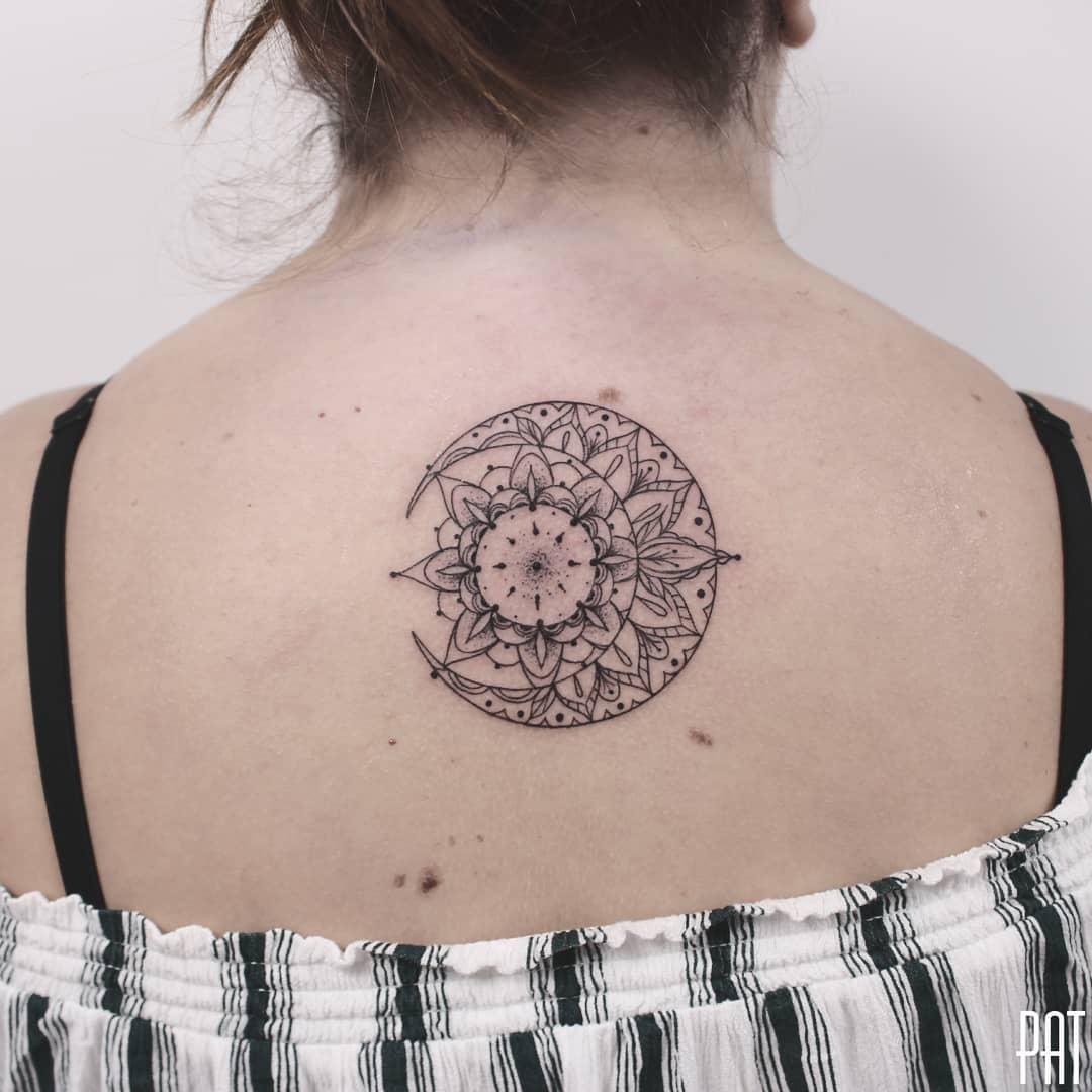154 Outstanding Sun And Moon Tattoos With Hidden Meanings