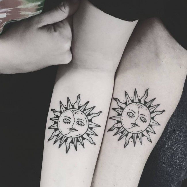 c809fd7936a72 125 Sizzling Hot Sun Tattoo Design Ideas For Men And Women