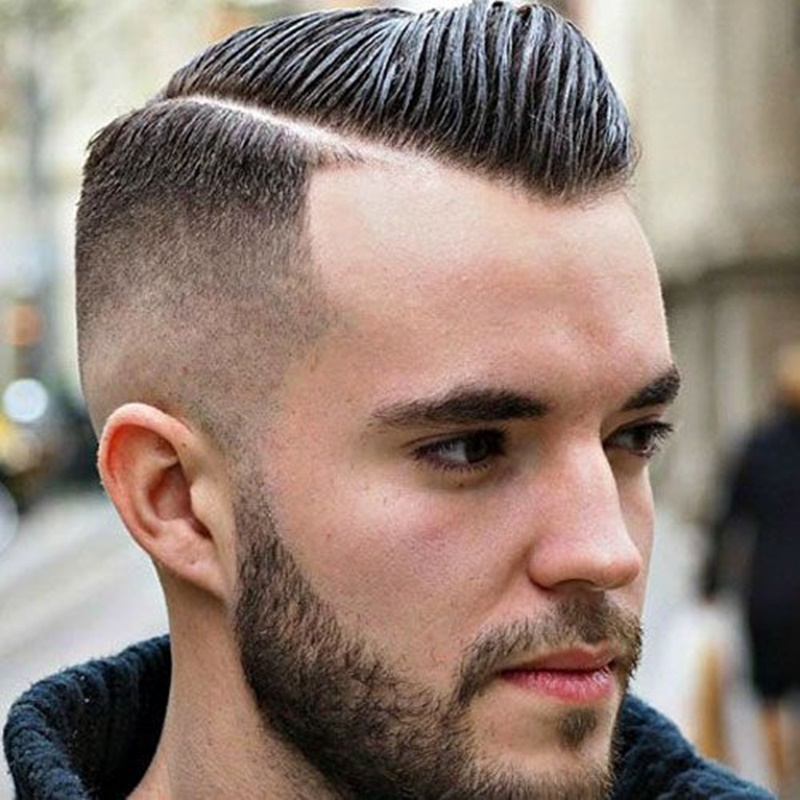 125 Hottest Men S Comb Over Hairstyles For 2019