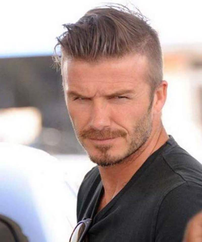 50 Super Cool David Beckham Hairstyles Over The Years