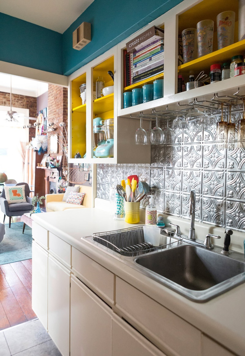 120 Adorable Small Kitchen Ideas For Petite Space