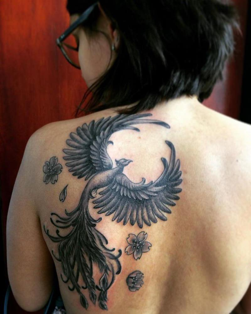 88 Mind Blowing Phoenix Tattoo Ideas For Men And Women Incarcerated men and women like to get prison tattoos on their hands or wrist to denote their connection with a specific gang or clique. 88 mind blowing phoenix tattoo ideas